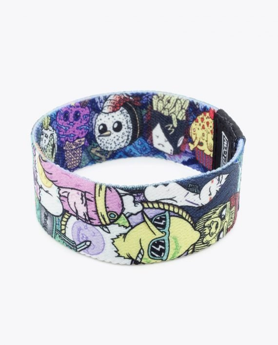 Adventure Crime Adventure Snack Time Bracelet by Shillustration 024-1