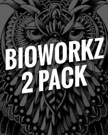 Bioworkz Bracelets 2 Pack