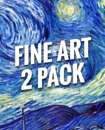 Fine Art Bracelets 2 Pack