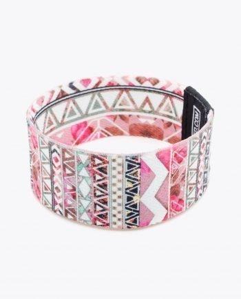 Floral Aztec Bracelet by Girly Trend 015-1