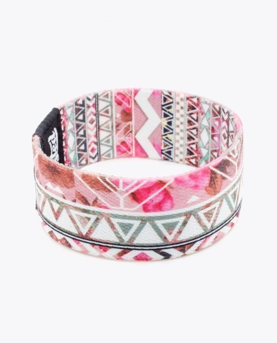 Floral Aztec Bracelet by Girly Trend 015-2