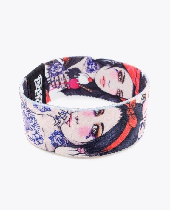 Mall Rat Little Tokyo Bracelet by Rik Lee 022-2