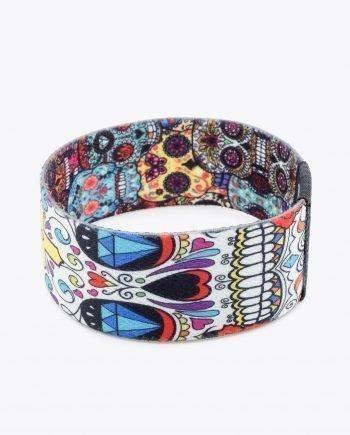 Mexican Skulls Bracelet 008-1