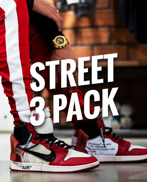 Street Style Bracelets 3 Pack