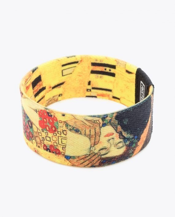 The Kiss Bracelet by Gustav Klimt 017-1
