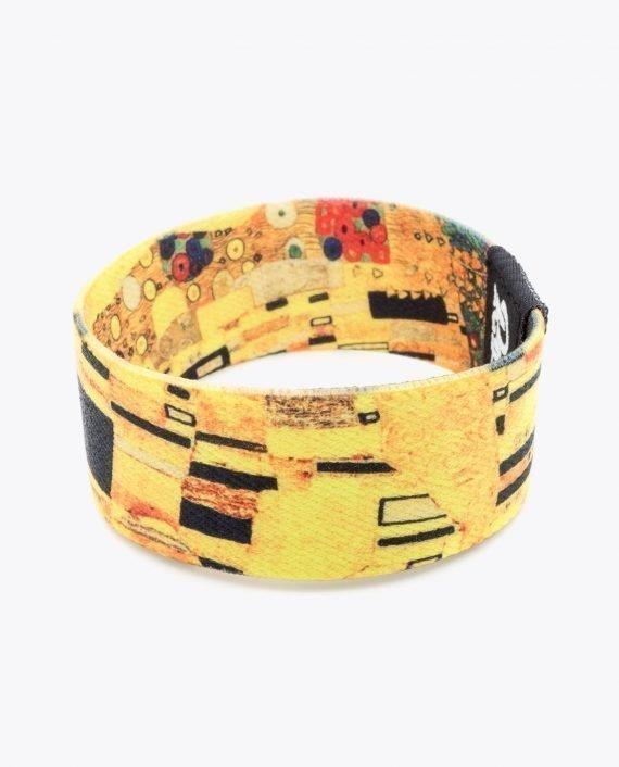 The Kiss Bracelet by Gustav Klimt 017-2