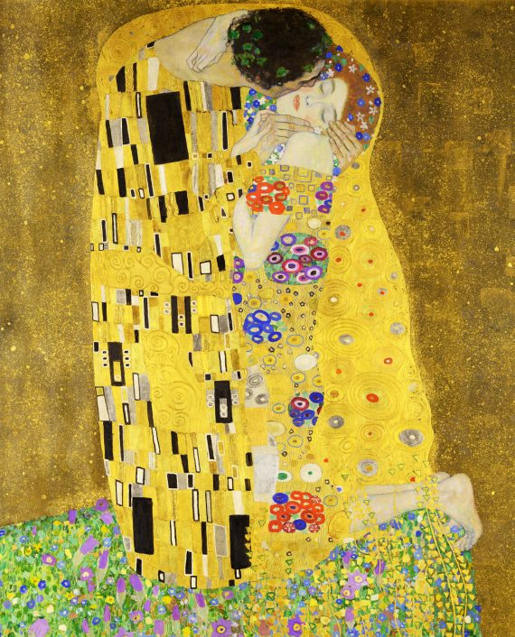 The Kiss Bracelet by Gustav Klimt 017-3