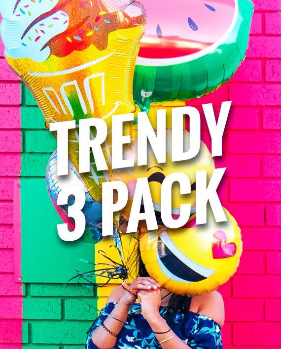 Trendy Bracelets 3 Pack