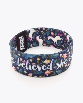 She Believed She Could Bracelet 033-1