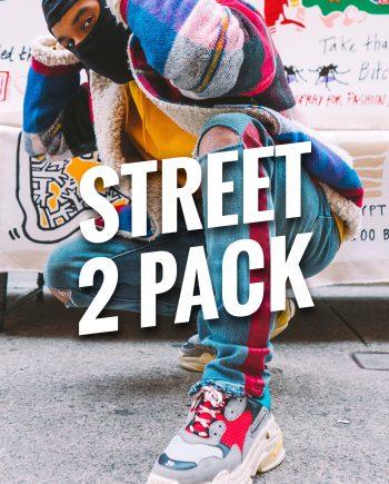 Street Style Bracelets 2 Pack