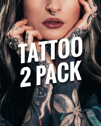 Tattoo Bracelets 2 Pack