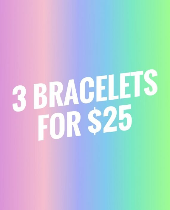 create your own 3 pack bracelets risted 2
