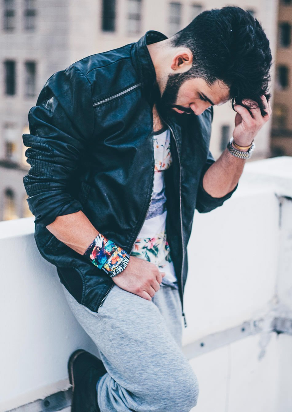alex veliz lookbook risted bracelets 22
