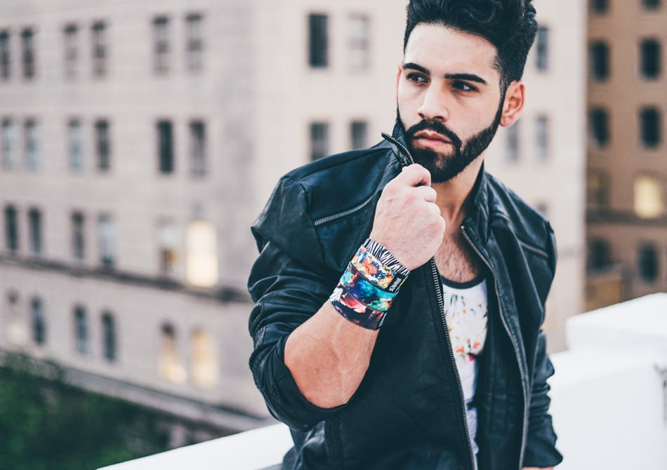 alex veliz lookbook risted bracelets 23